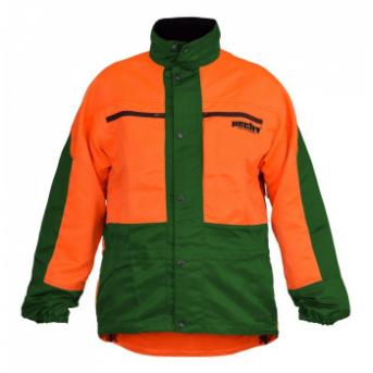 HECHT 900131 - Pracovná bunda pre prácu s motorovou pílou