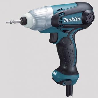 Makita TD0101F el.rázový uťahovač s pracovným osvetlením
